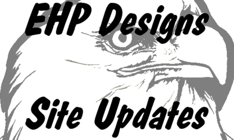EHP Site Updates